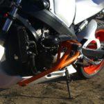 Honda CBR 600 F4/F4i Клетка без пластика