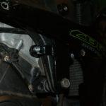 Honda CBR 600 RR 09-12г Кронштейн для дуг