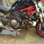 Ducati Monster 1200 Клетка