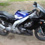 Yamaha YZF 600 R Thundercat Дуги