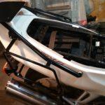Honda CBR 1100 XX Blackbird Багажная система
