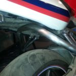 Honda CBR 929 RR Сабкейдж