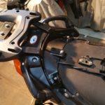 Aprilia RST 1000 Futura Крепление центрального кофра