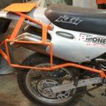 KTM Багажная система