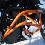 KTM Duke 200 Клетка