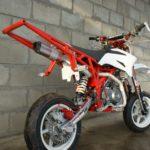 BSE TT 150 XL Подрамник, сабкейдж