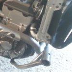 Suzuki DRZ 400 SM Дуги с пружинными слайдерами