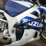 Suzuki GSXR 600/750 01-03г Дуги