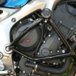 Yamaha FZ 6 S/N 04-09г Дуги